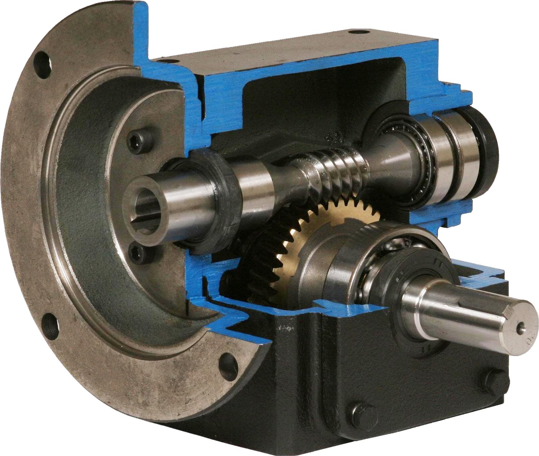 Gear Box Gear : Worm gear reducers rainbow precision products