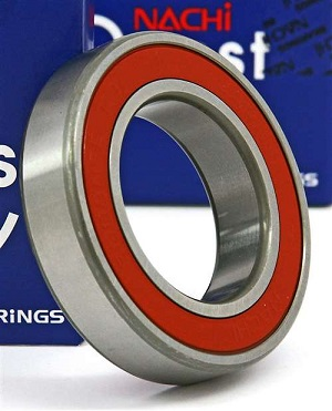 6006 2rs rainbow precision products for Red wing ball bearing ac motor